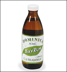 Dominica bay rum discontinued
