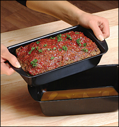 Meatloaf Pan With Insert
