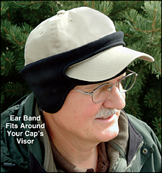 Cap Ear Band