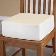 Cushions & Chair Pads - Foam Chair Cushion