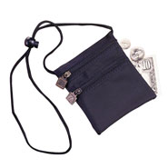 Apparel Accessories - Neck Wallet