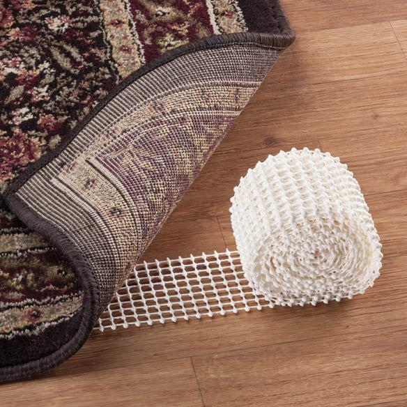 rug grip rug gripper carpet grip tape easy comforts. Black Bedroom Furniture Sets. Home Design Ideas