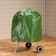 "Outdoor - Charcoal Grill Cover - 23""H x 27""W"