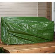 "Outdoor - Patio Glider Cover - 78"" L x 33"" H x 37"" W"