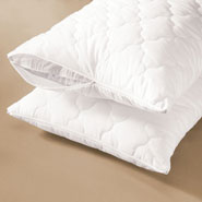 Bedding & Accessories - Quilted Pillow Covers - Set Of 2