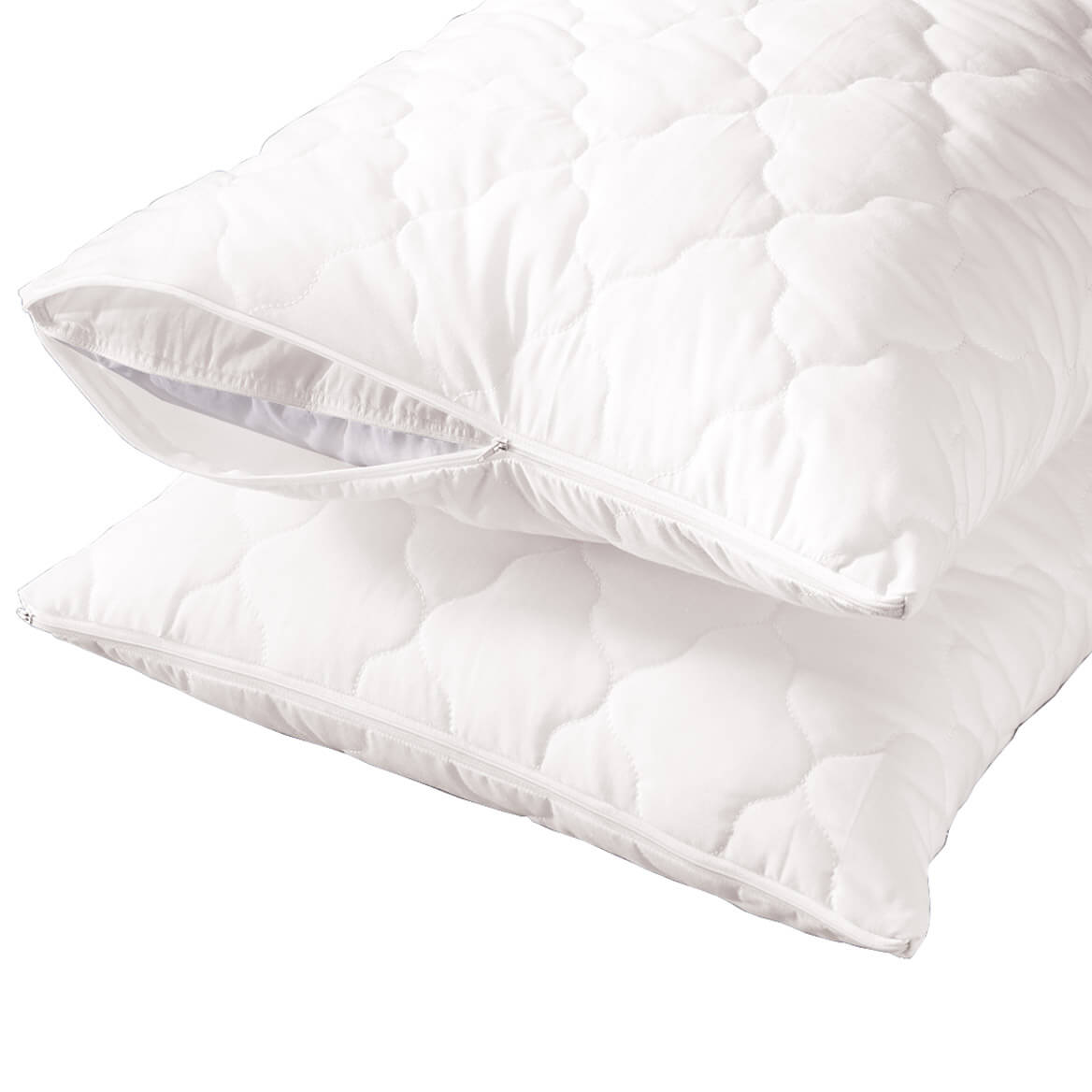 Quilted Pillow Covers Set/2-302728