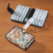 Medicine Storage - 14 Day Pill Holder