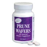 Lack of Energy - Prune Supplement - 100 Tablets