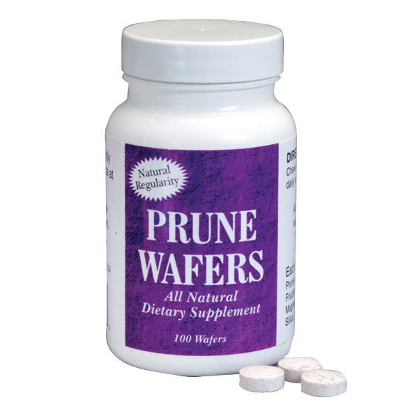 Prune Supplement - 100 Tablets