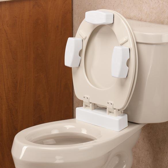 Toilet Seat Riser Handicap Toilet Seat Risers Easy
