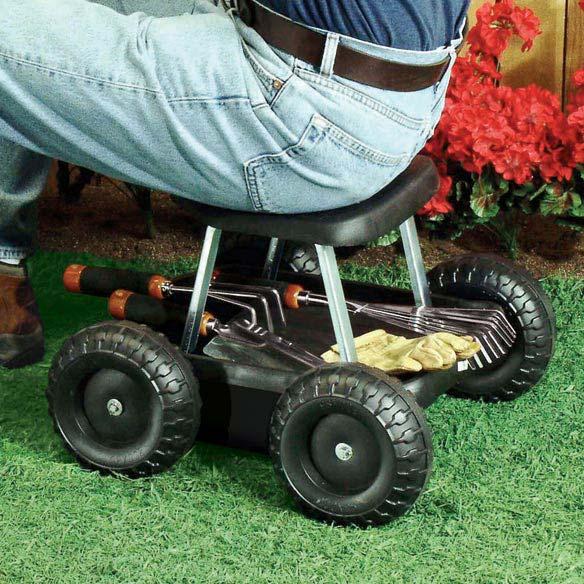 Garden Scooter