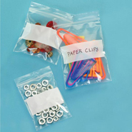 Home Necessities - Mini Storage Bags - Set Of 30