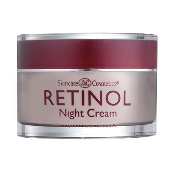 skincare cosmetics retinol night cream easy comforts. Black Bedroom Furniture Sets. Home Design Ideas