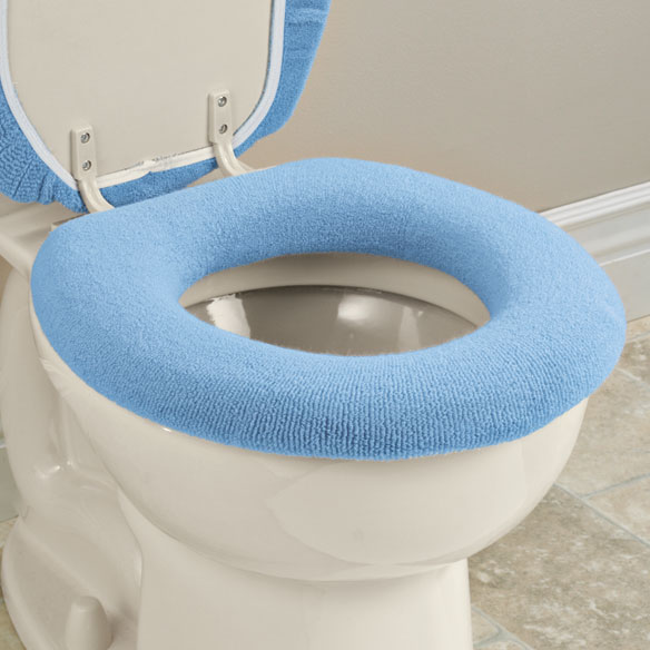 Toilet Seat Covers Soft Toilet Seat Covers Easy Comforts