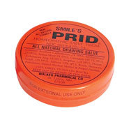 Skin Irritation - Smile's Prid® Drawing Salve - 18 Grams