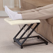 Home Comforts - Adjustable Padded Footstool