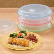 Kitchen - Divided Plates And Food Storage Containers - Set Of 4