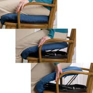 Cushions & Chair Pads - Up Easy Lifting Cushion