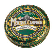 Nasal Congestion - Watkins™ Menthol Camphor Ointment
