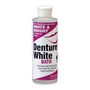Oral Hygiene - Denture White Denture Whitener