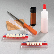 Oral Hygiene - Denture Repair Kit