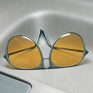 Aviator Night Driving Glasses