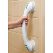 Bathroom Safety - Suction Cup Grab Bar