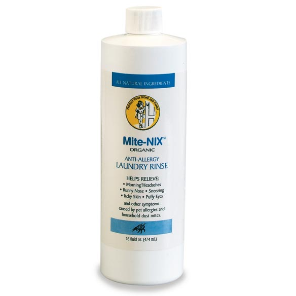 Mite-NIX™ Anti-Allergy Laundry Rinse