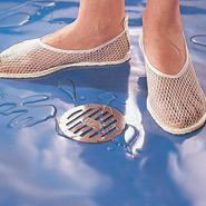 Comfort Footwear - Women's Shower Shoes