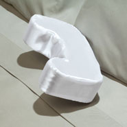 Cushions & Chair Pads - Cervical Support Pillow With Cover