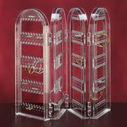 Apparel Accessories - Acrylic Earring Screen