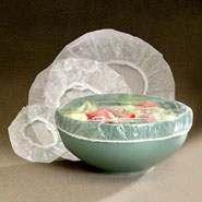 Cooking Alone - Elastic Bowl Covers - Set Of 50