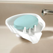 Bathroom Accessories - Soap Saver Soap Dish