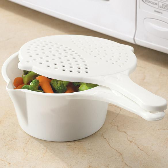 3 In 1 Microwave Pot