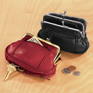 Apparel Accessories - Coin Purse Clutch