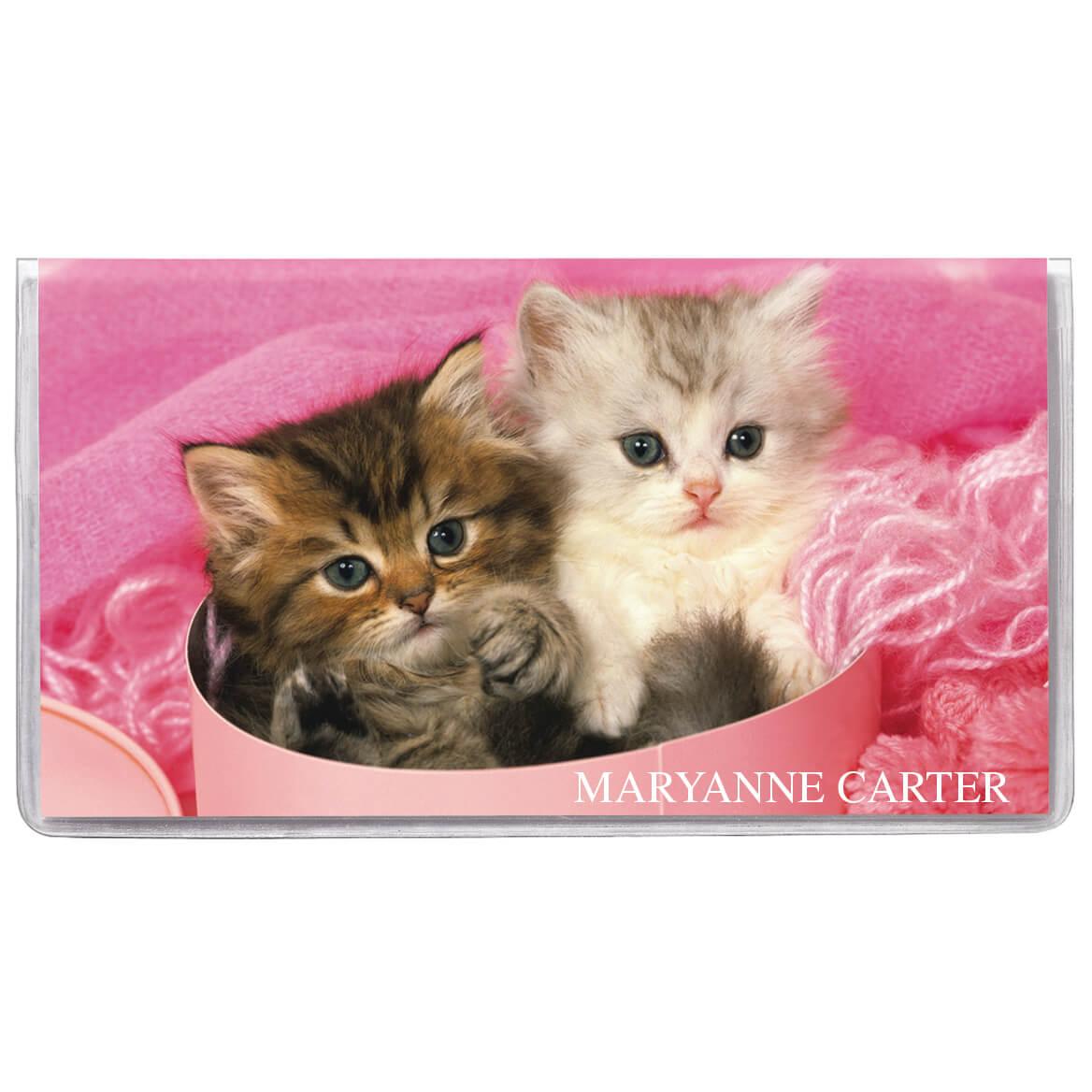 Personalized Kitten 2 Year Pocket Planner-313167