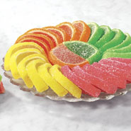 Sweets & Treats - Jelly Fruit Slices Candy