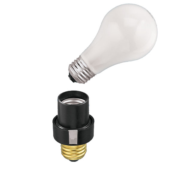 Outdoor Light Sensor Socket
