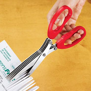 Office & Leisure - Shredding Scissors