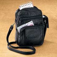 Apparel Accessories - Leather Organizer Handbag