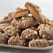 Sugar-Free Sweets - Almond Butter Toffee