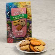Assorted Sugar Free Cookies