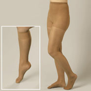 Non-Run Pantyhose or Knee Hi