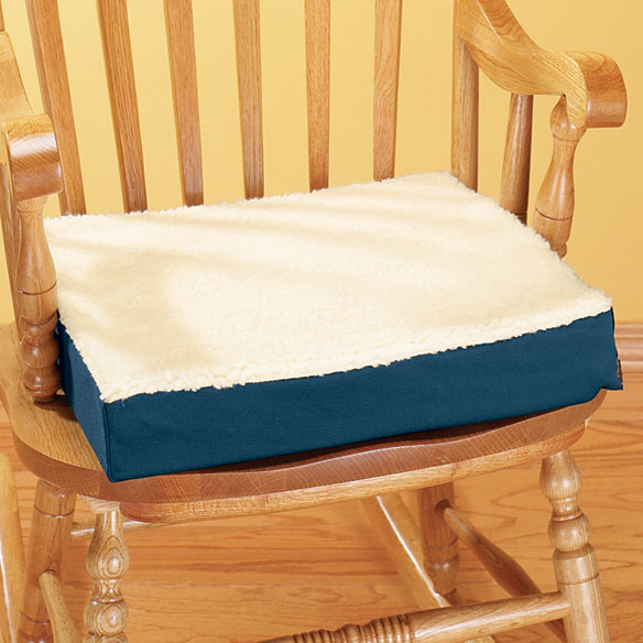Fleecy Gel Seat Cushion
