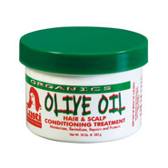 Hair Loss - Olive Oil Hair Treatment