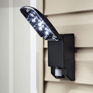 Motion Sensor Entry Light