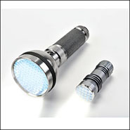 100 LED Flashlight