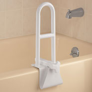 Bathroom Safety - Adjustable Tub Grab Bar