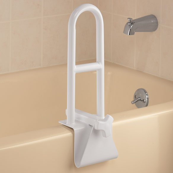 Adjustable Tub Grab Bar Safety Bar For Bathtub Easy