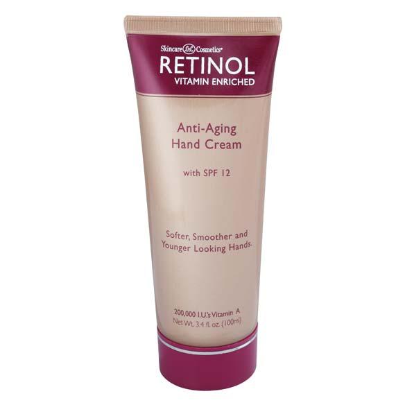 Skincare Cosmetics® Retinol Anti-Aging Hand Cream